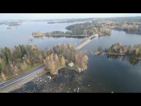 Bird's wings Huutijärvi - Kuhmalahti (Kangasala Finland)