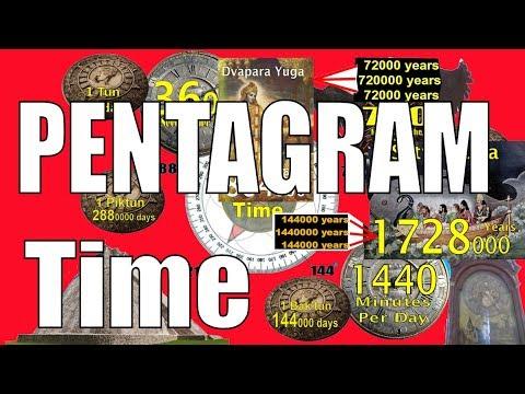 Pentagram- Esoteric Measures & Occult Knowledge Part 6 - TIME MEASURES
