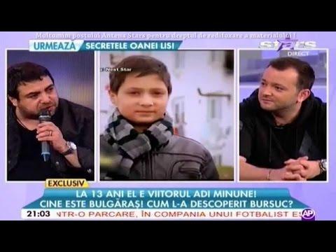 #Bulgaras - Poveste de viata (ANTENA STARS) #DanBursucOfficial