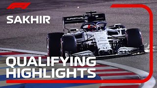 2020 Sakhir Grand Prix: Qualifying Highlights