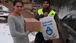 Humanity First serves Macedonia