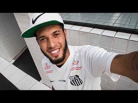 Paulinho é o primeiro reforço do Santos FC