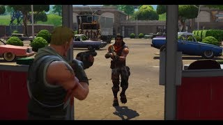 SFIDANDO LA MORTE - Fortnite - Epic Clip Battle Royale #49
