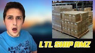 Shipping to Amazon FBA | Via a Pallet LTL Shipment