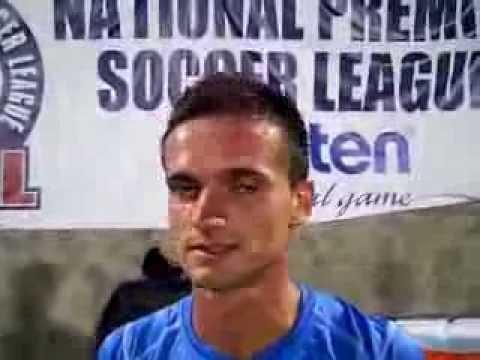 2011 NPSL National Championship MVP Tommy Krizanovic