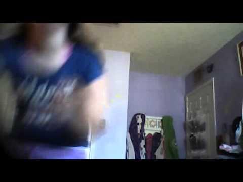 blindfolded challenge(audition for sevensupergirls eaton)