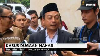Ketua GMPF-MUI, Bahtiar Nasir Bantah Terlibat Makar