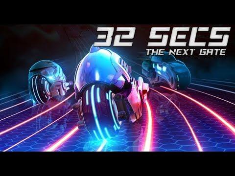 32 secs juegos de moto de Tron 3d probando el videojuego  YouTube