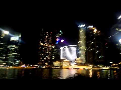 herbalife - singapore - travel - night view of singapore