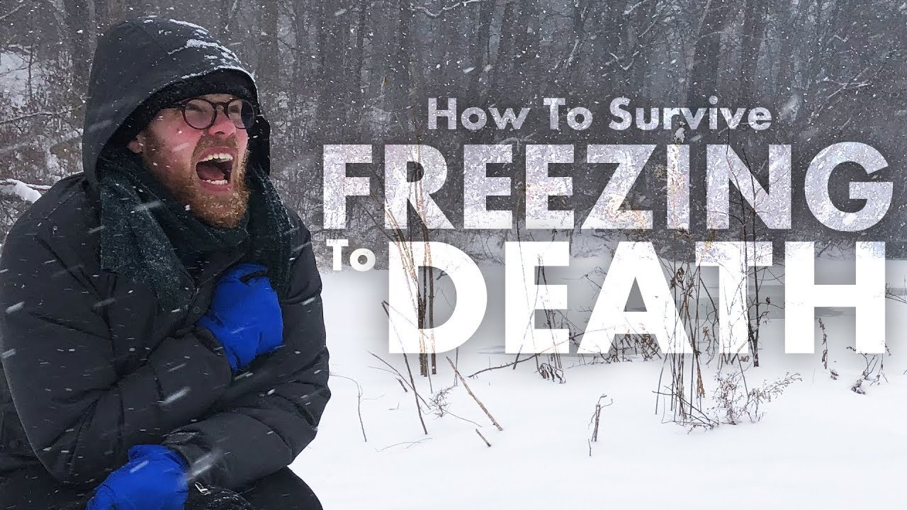 How To Survive Freezing To Death