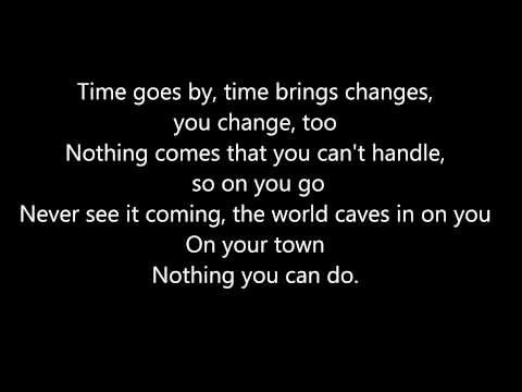 Our Town by James Taylor with Lyrics