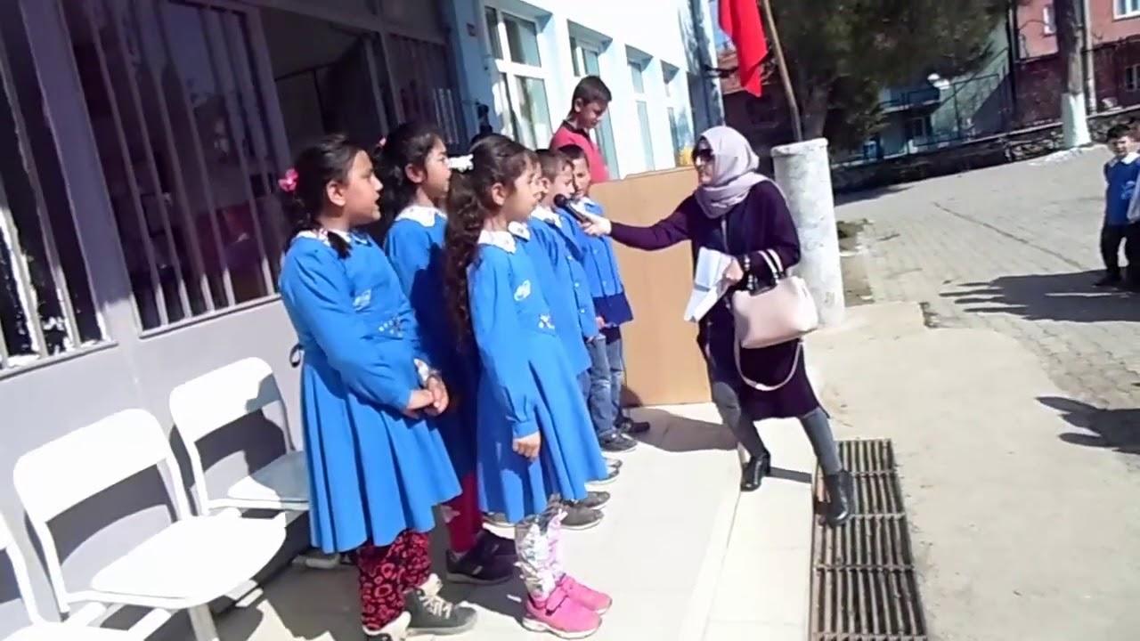 İstiklal Marşımızın 97.Kabul Yıl Dönümü Ve Mehmet Akif Ersoy'u Anma Günü Kutlandı