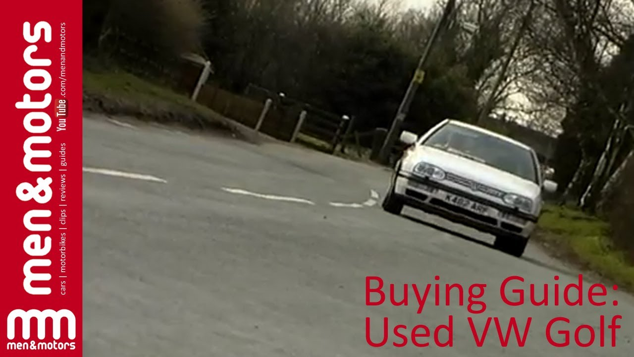 Download Buying Guide: Used VW Golf