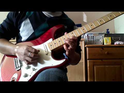 Lelaki Cadangan - T2 Guitar Solo