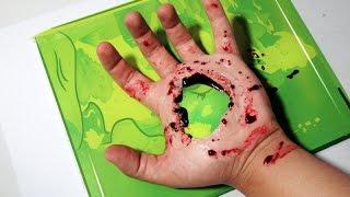COMO FAZER BURACO 3D na Mão #2 thumbnail