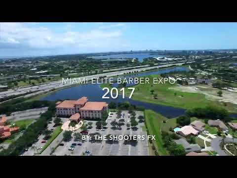Miami Elite Barber Expo 2017