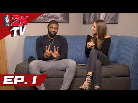 Kyrie Irving On 2KTV's Season Premiere - NBA 2KTV S4. Ep.1