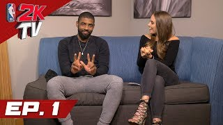 Kyrie Irving on 2KTV