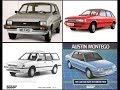 The New Austin Rover Cars