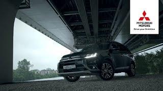 Mitsubishi Outlander — Тест-Драйв (2018)