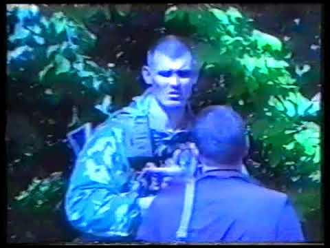 Батальон ВОСТОК бой в Веденском районе апрель 2004 год