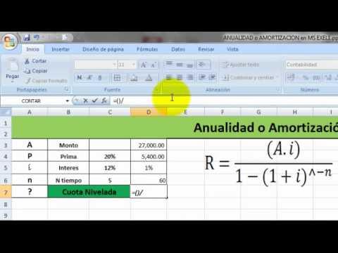 Como calcular las cuotas fijas de un prestamo creditodseral for Simulador hipoteca ing