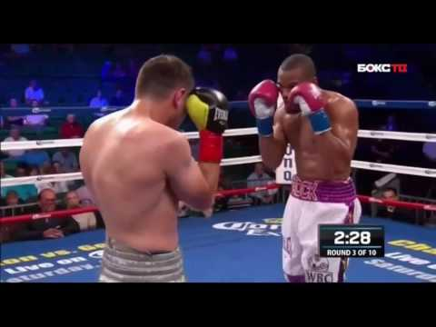 Бокс ARMEN OVSEPYAN Vs JULIAN WILLIAMS