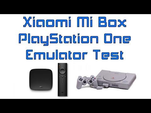 Xiaomi Mi Box PlayStation One Emulator Test EPSXe