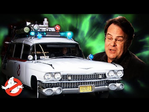 GHOSTBUSTERS - Ecto 1 Featurette: Resurrecting the Classic Car