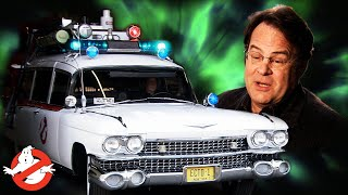 Ecto 1 Featurette: Resurrecting the Classic Car   GHOSTBUSTERS
