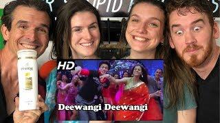 DEEWANGI DEEWANGI | OM SHANTI OM | SRK | Music Video REACTION!