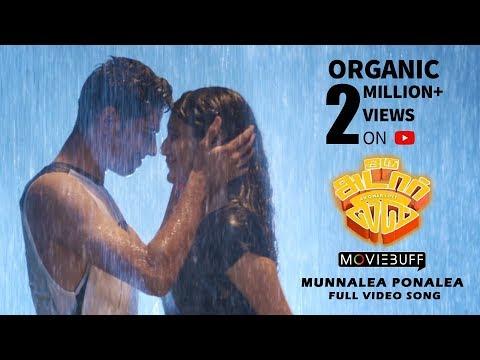 Oru Adaar Love - Munnalea Ponalea Song | Priya Varrier, Roshan Abdul | Omar Lulu | S Thanu