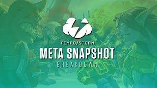 Tempo Storm Wild Meta Snapshot Breakdown | January Mid-Season | Hearthstone | [Rastakhan