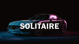 """""""SOLITAIRE"""" Freestyle Rap Beat Instrumental 