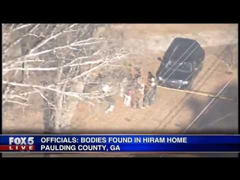 Multiple bodies found in Paulding County, GA home