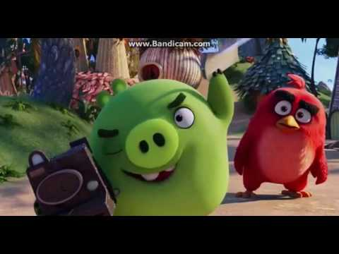 The Angry Birds Movie - Friends Clip