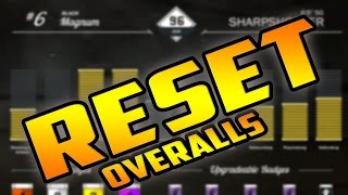 NBA 2K17 - GOODNIGHT 98 OVERALLS YOU ARE BEING RESET