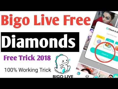 Bigo Live Check in List Free Diamonds 2018 in Hindi/Urdu YouTube