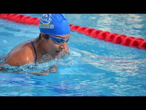 Charter Oak High School Swim Slide Show 2016