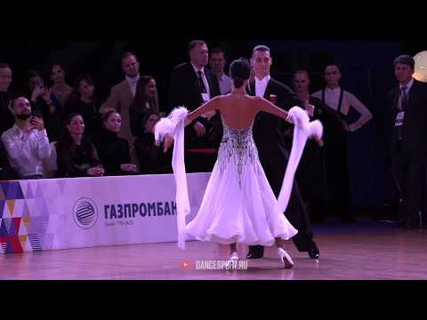 Никитин Евгений - Милютина Анастасия, Final Presentation, Чемпионат России 2020