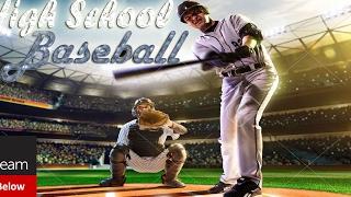Freeport vs. Steel Valley - High School Boys Baseball Playoffs Live Stream 2019