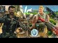 Call of Duty vs Fortnite: Who Makes More Money? (CoD WW2 & Fortnite PC Gameplay)