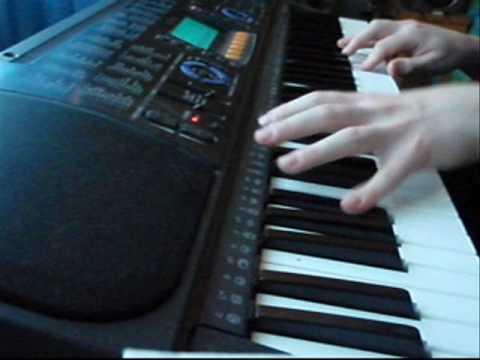 Nelli - Pidä Musta Kii (piano cover by tumuuu87)