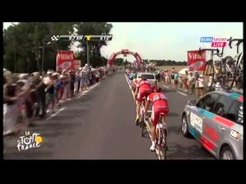 Rein Taaramäe Tour de France 2011 (Stage 3)