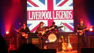 Holon Beatles Festival 2013 - Liverpool Legends - Rock N