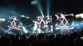 "Calvin Harris - ""Eat Sleep Rave Repeat"" at HARD Day of the Dead 2013"