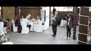 Поздравление сестры Регины на свадьбе брата !!!