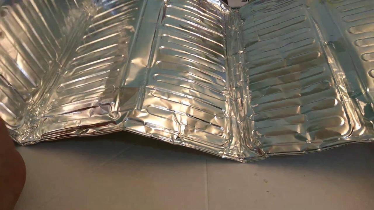 Protector de aluminio contra salpicaduras de aceite para cocina youtube - Protector antisalpicaduras cocina ...