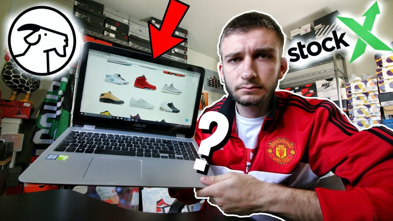653c7f3fe42d THESE WEBSITES ARE SELLING FAKE SNEAKERS! HOW YOU CAN TELL... - YouTube