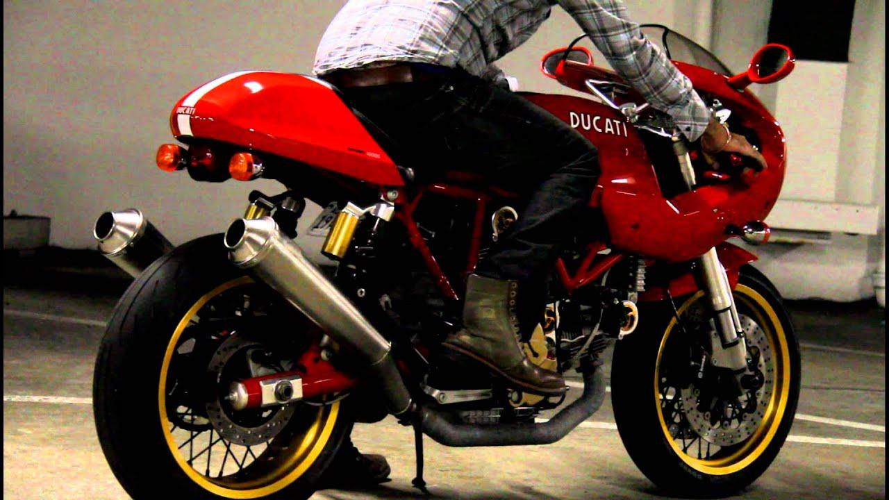 Ducati Sport Classic Termignoni Exhaust